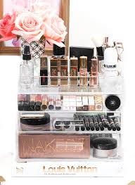 Raymour And Flanigan Shadow Dresser by How I Store My Make Up Collection With Glamboxes Money Can Buy