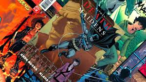 GET GRAPHIC A Look Inside BATMAN DEATH THE MAIDENS