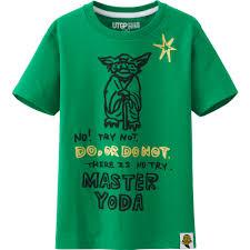 uniqlo u0027s new star wars t shirts preview starwars com