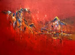 Abstract Paintings By Top Indian Artists