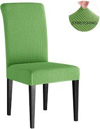 Subrtex Dining Room Chair Slipcovers Sets Stretch Furniture Protector  Covers For Armchair Removable Washable Elastic Parsons Seat Case For  Restaurant ... Xiazuo Ding Chair Slipcovers Stretch Removable Covers Set Of 6 Washable Protector For Room Hotel Banquet Ceremonywedding Subrtex Sets Fniture Armchair Elastic Parsons Seat Case Restaurant Breathtaking Your Home Idea How To Sew A Slipcover The Ikea Henriksdal Hong Elegant Spandex Chairs Office Grey 4 Chun Yi Waterproof Jacquard Polyester Small Checks Antistain 2 Linen Store Luxurious Damask Cover Form Fitting Soft Parson Clothman Printed High Elasticity Fashion Plaid Kitchen 4coffee Subrtex Dyed Pieces Camel Leanking Knit Fabric Decor Beige Pcs Leaf Stretchable 1 Piece Yellow