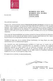 Ejemplo De Carta Deposito En Garantia Papedelcacom