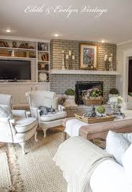 Transforming a Family Room in a Vintage French Country Home