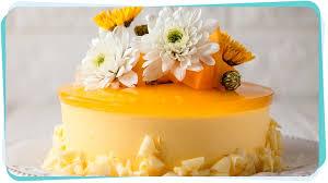 kuchen ohne backen mango cheesecake aus dem kühlschrank