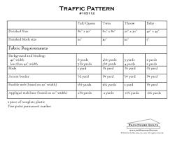 Kitchen Sink Drama Pdf by Traffic Pattern Pdf Quilt Pattern By Digital Download Patterns