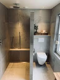 badezimmer komplett modern betonoptik strö und sanitär