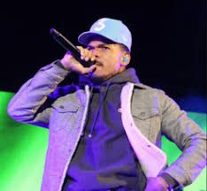 Chance The Rapper Performing At A Concert In May 2017