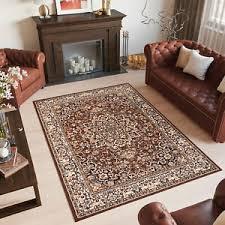 details zu teppich klassisch orientalisch floral ornament bordüre schlafzimmer wohnzimmer