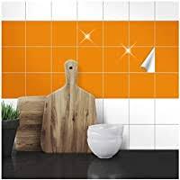 200 stück in 10x10 cm fliesensticker kacheldekor küche bad