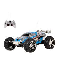 100 Mini Rc Truck Blue WLtoys 2019 132 2WD 25KMH High Speed RC Racing Car