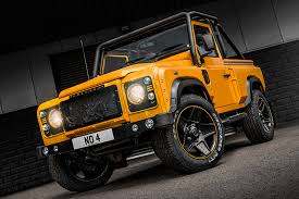 100 Defender Truck World Cup Special Its All Kicking Off Motoring Research