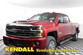 100 4wd Truck New 2019 Chevrolet Silverado 3500HD High Country 4WD Crew Cab