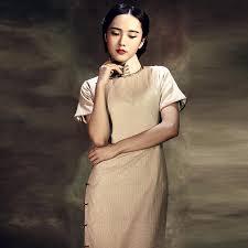 cheongsam gown traditional style u0026 full placket 1 custom