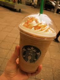 Caramel Coffee Frappuccino By Peruki