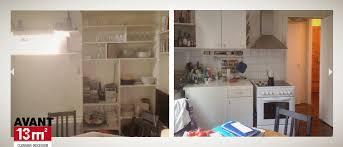 cuisine 13m2 archipetit aménager une cuisine salon de 13m2 archipetit