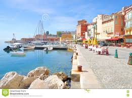 100 Villefranche Sur Mere SurMerfrench RivieraSouth Of France Stock Photo