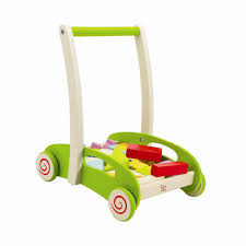 Hape Kitchen Set South Africa by Hape Block And Roll Walker E0371 1 2 Years