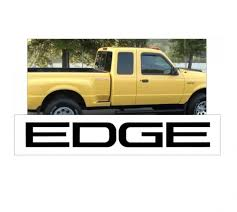 Ford Ranger EDGE Bedside Graphic Set Of 2 Decal Sticker – Custom ... Event Weekend On The Edge 2015 Ford Stline Is Almost Hot With Twinturbo Diesel Engine 2010 Mazda Bt50 30crd Double Cab Junk Mail No Trucks Allowed Road Sign Stock Photo Image Of Truck White 2005 Ranger Extended Cab View Our Current Inventory At New 2018 Se 25999 Vin 2fmpk3g98jbc00571 Riata 2019 20 Dodge Ram Body Side Door Stripe Decals Vinyl Graphics 2017 Suv 27l Ecoboost The Most Powerful Gas V6 In St Takes Detroit By Storm Pictures Photos Wallpapers Sold 2003 Edge Reg Meticulous Motors Inc Florida 20mm Chrome Car Truck Decorative Tape Molding Moulding Trim A Pickup Parked Edge A Precipice Overlooking