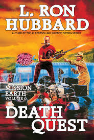 Death Quest Mission Earth Volume 6 Trade Paperback