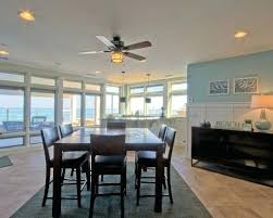 Beach House Ceiling Fans Dining Room Of Good Amp Resort