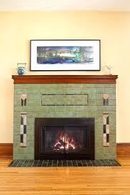 arts and crafts tile fireplace decorative ceramic tile sets arts