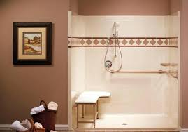 Handicap Accessible Bathroom Design Ideas by Glamorous Accessible Bathrooms For The Disabled Wheelchair