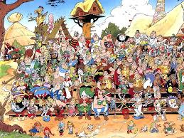 Sinked Meaning In Hindi by Recurring Characters In Asterix The Asterix Project Fandom