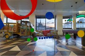 Googles Office In Milan Photo By Bepe Raso Via Archdaily