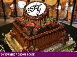 Do You Need A Grooms Cake