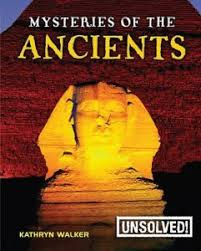 Mysteries Of The Ancients Unsolved Paperback