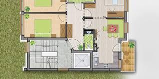 ferienwohnungen mit 3 schlafzimmer direkt am schilift