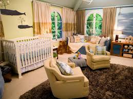 Hstar408 Nursery Crib Dan After 4x3rendhgtvcom1280960 How To Decorate A One Bedroom Apartment