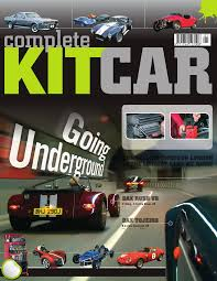 100 Goodsell Truck Accessories Complete Kit Car Magazine January 2007 Sample PDF Document