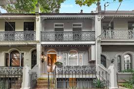 100 Sydney Terrace House Paddington Street Design Tribe Projects