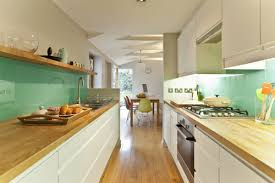 On The Other Hand A Galley Layout In An Open Plan Space Can Offer Best Of Both Worlds Read For Details About Kitchens With Islands