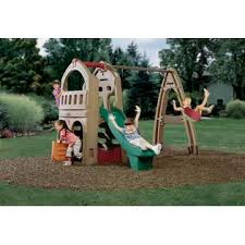 Step2 Playhouses Slides U0026 Climbers by Step 2 Naturally Playful Playhouse Climber And Swing Extension