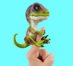 Where To Buy Untamed Raptor Stealth Green Dinosaur Fingerling
