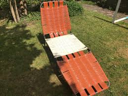 1960s Sun Lounger Retro Garden Folding Chair Recliner 3 Available Great  Condition