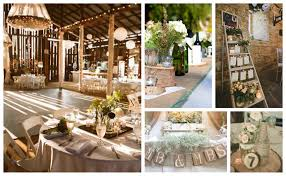 Latest Rustic Wedding From Decor