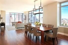 Rectangular Dining Room Light Fixture Contemporary Lighting Fixtures Large