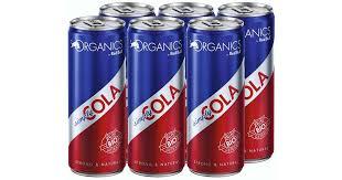 bull organics cola
