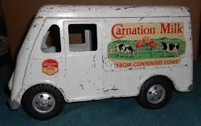 Vintage 1950's Tonka CARNATION Milk Truck Metro Van ALL ORIGINAL ... Vintage Trucks Archives Estate Sales News Vintage Corgi Bedford Milk Truck 20 In Dalgety Bay Fife Gumtree Pating Frozen Milk Truck Original Art By Lisa David Classic 1950s Tonka Carnation Metro Van All Original Shop Toys For Sale Trunk American Restoration Features A Divco Restored By Bsi Carnation Ih Intertional Delivery Other Makes Cars Abandoned And Trucks In Green Toy 1930s Dancing To The Right Scott House Of Kolors Ls Powered1954 Delivers Goods Farm Engraved Illustration Husbandry
