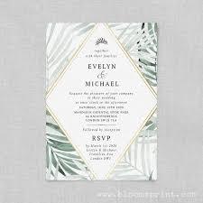 Best Nautical Wedding Invitation Template