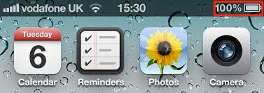 How To Display The Battery Percentage Your iPhone [iOS Tips