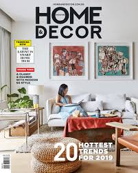 100 Home Interior Magazine Jan 2019 Decor Singapore