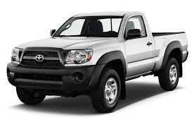 100 Motor Trend Truck Of The Year History 2011 Toyota Tacoma Reviews And Rating Trend