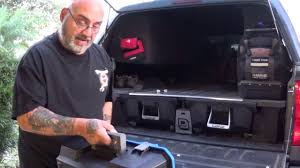 100 Truck Tool Boxes For Sale Review Of My DECKED Bed Box System YouTube