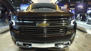 New Chevrolet Silverado 2500 And 3500 HD Pickups Coming In 2020 ...
