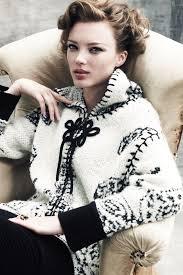 anthropologie kajsa sweater coat in white lyst