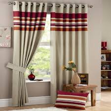 Vertical Striped Window Curtains by How To Pick The Right Window Curtains For Your Home